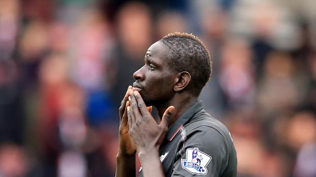 Liverpool's Mamadou Sakho has failed a drugs test