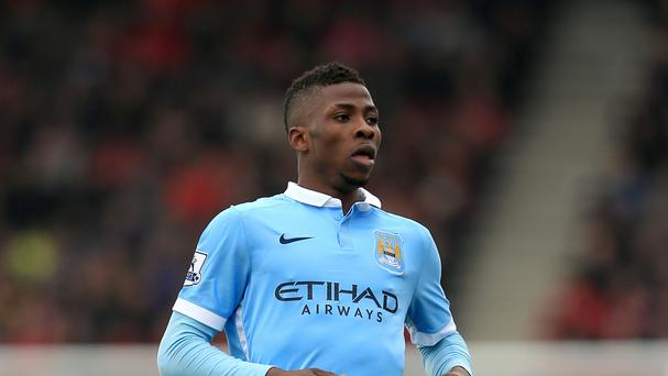Kelechi Iheanacho made it 11 goals for the season with a brace against Stoke