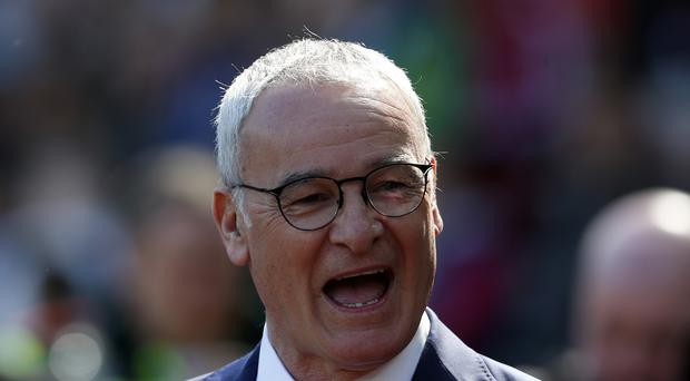 Leicester manager Claudio Ranieri replaced Nigel Pearson at the King Power Stadium last summer.