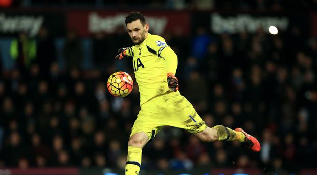 Hugo Lloris has been one of Tottenham's star performers this season.