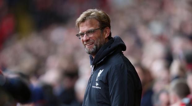 Liverpool's manager Jurgen Klopp has urged his players to move on from the disappointing draw to Newcastle.