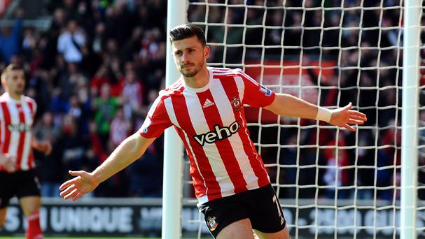Shane Long had a key role in Southampton's win over Aston Villa