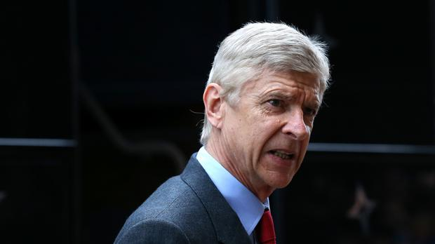 Arsene Wenger has admitted he is worried about securing a top-four finish for Arsenal