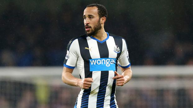 Andros Townsend believes Newcastle's players have finally discovered an appetite for their relegation battle