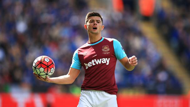 Aaron Cresswell has enjoyed another successful campaign with West Ham
