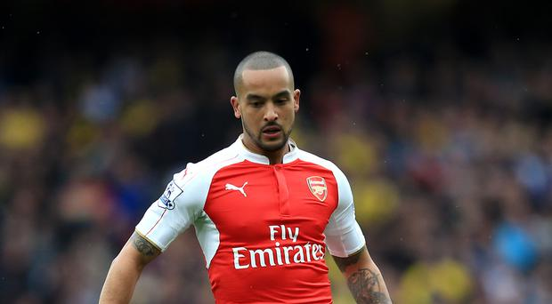 Arsenal's Theo Walcott could be heading to Manchester City in the summer according to reports