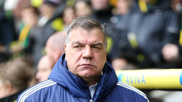 Sunderland manager Sam Allardyce says Crystal Palace will have 'been on the pop'