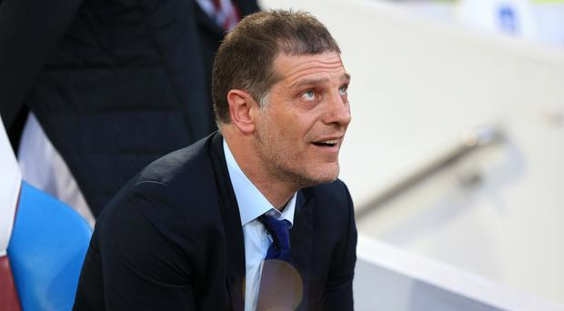 Slaven Bilic has his sights set on Europe with West Ham next season