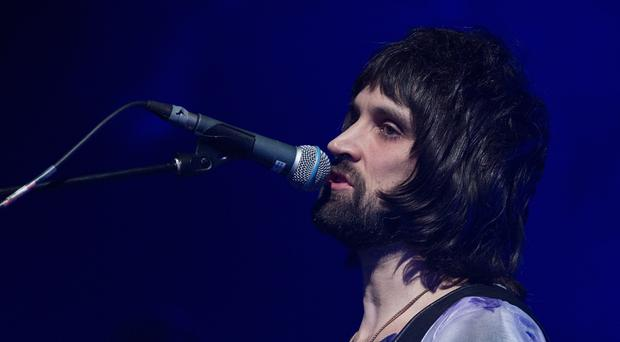 Sergio Pizzorno of Kasabian is a Leicester fan