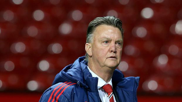 Louis van Gaal does not think Manchester United can spoil Leicester's party