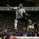 Tottenham and Kyle Walker visit Chelsea on Monday.