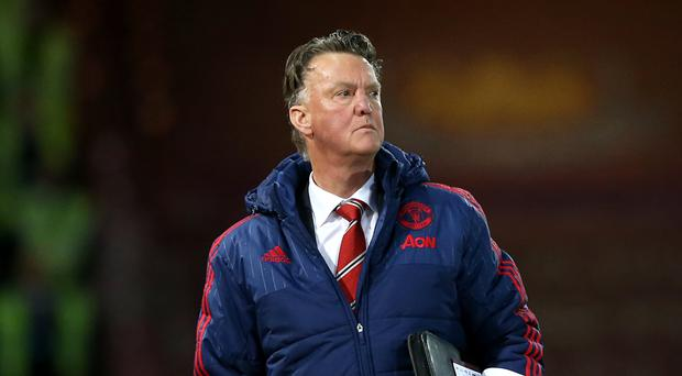 Louis van Gaal says he will remain at Manchester United next season
