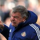 Sam Allardyce was not happy with Sunderland's performance against Stoke