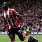 Southampton's Sadio Mane saw off Manchester City