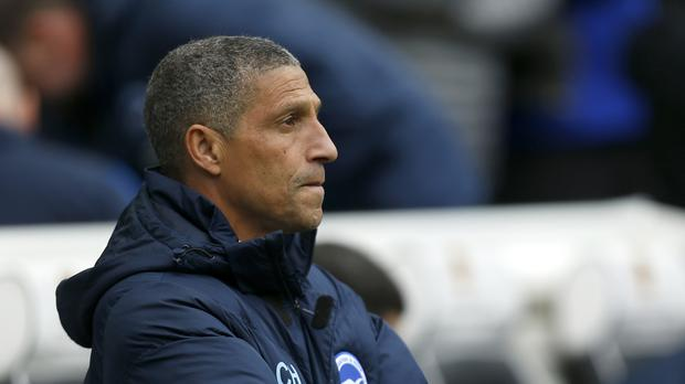 Chris Hughton hopes Brighton can rise to the challenge of winning at Middlesbrough on Saturday