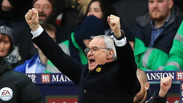 Leicester manager Claudio Ranieri has won the first top flight title of his career with the Foxes.