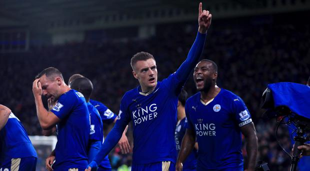 Leicester upset the odds with their Premier League triumph
