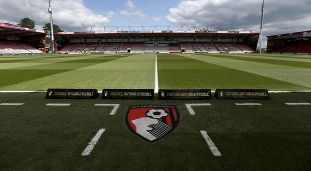 Bournemouth have been hit with a fine.