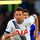 Tottenham midfielder Mousa Dembele faces a charge from the Football Association for an alleged act of violent conduct during the match against Chelsea on Monday night