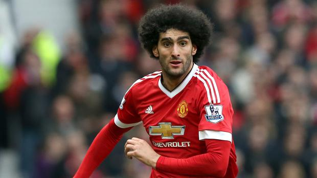 Marouane Fellaini and Robert Huth have both been banned for three matches for violent conduct