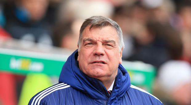 Sunderland manager Sam Allardyce has revealed he uses transcendental meditation to keep himself calm