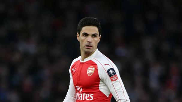 Mikel Arteta looks set to leave Arsenal in the summer at the end of his current contract.