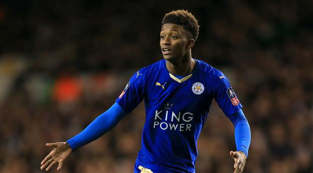 Winger Demarai Gray joined Leicester from Midlands rivals Birmingham in January.