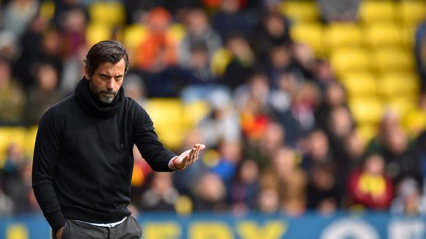 Watford manager Quique Sanchez Flores has seen his position come under scrutiny during the second half of the Barclays Premier League campaign