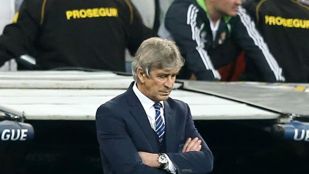 Manchester City manager Manuel Pellegrini will leave the club in the summer