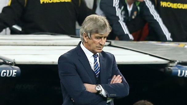 Manuel Pellegrini's Manchester City side were a disappointment in their 1-0 defeat to Real Madrid on Wednesday