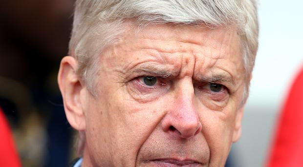 Arsenal manager Arsene Wenger believes Manuel Pellegrini knew Pep Guardiola would replace him