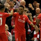Daniel Sturridge struck at a key time for Liverpool against Villarreal