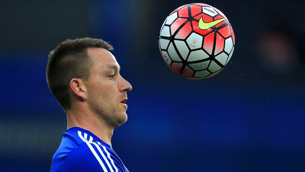 John Terry's Chelsea career appears to have been ended prematurely by suspension