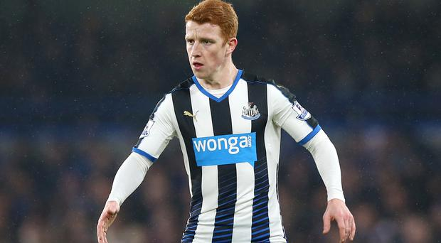 Newcastle midfielder Jack Colback is being investigated by the Football Association over allegedly breaking betting rules.