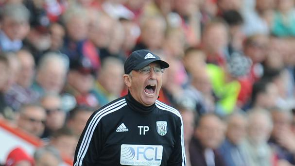 West Brom manager Tony Pulis has vowed to nurture the taletns of talented teenager Jonathan Leko