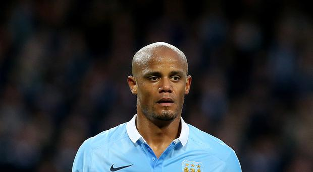Manchester City captain Vincent Kompany could miss the start of next season