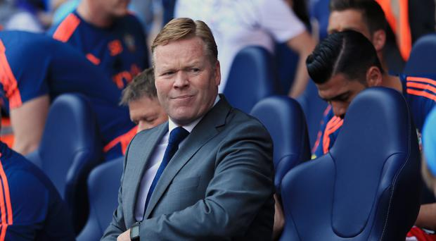 Southampton manager Ronald Koeman was delighted to have equalled their best points total in the Premier League