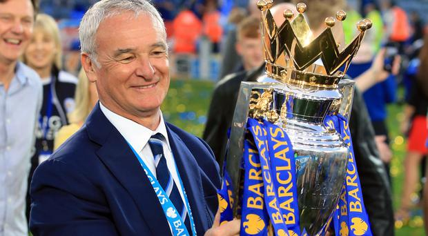 Leicester manager Claudio Ranieri wants the club's title-winning stars to stay