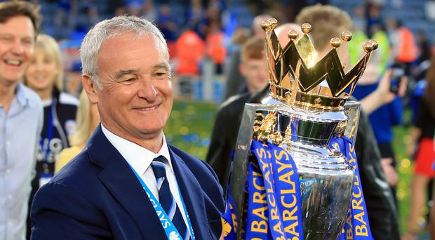 Claudio Ranieri has been tipped to celebrate World Cup glory with Italy in the future