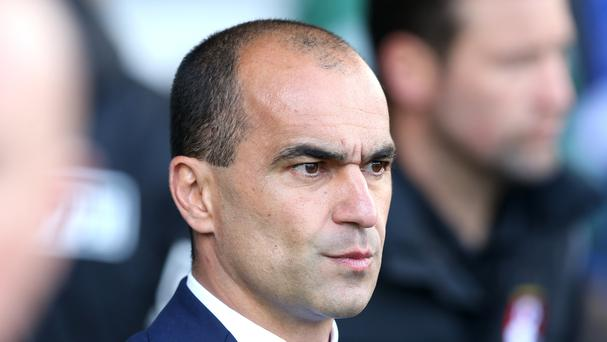 Everton manager Roberto Martinez is expecting Everton to raise their intensity against Sunderland