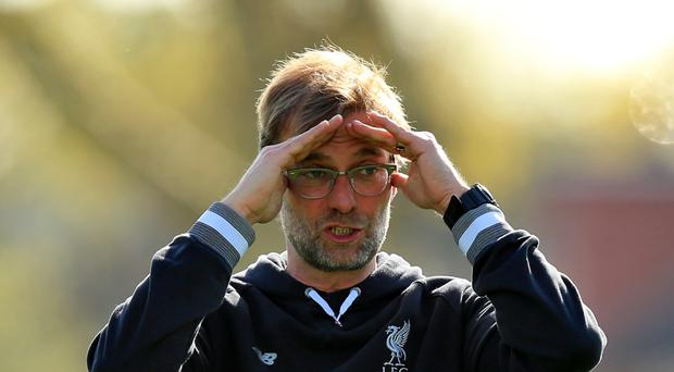 Liverpool manager Jurgen Klopp has not set himself a timetable to bring success back to the club.