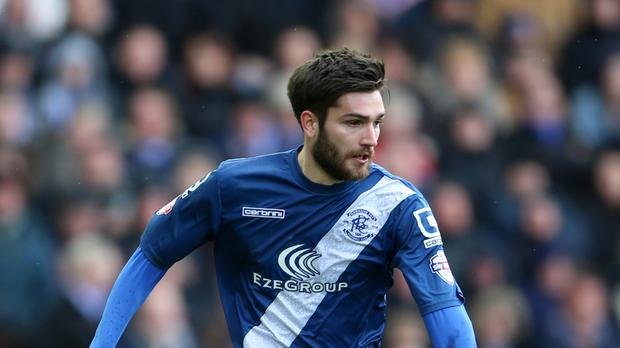 Jon Toral scored eight goals on loan at Birmingham from Arsenal this season