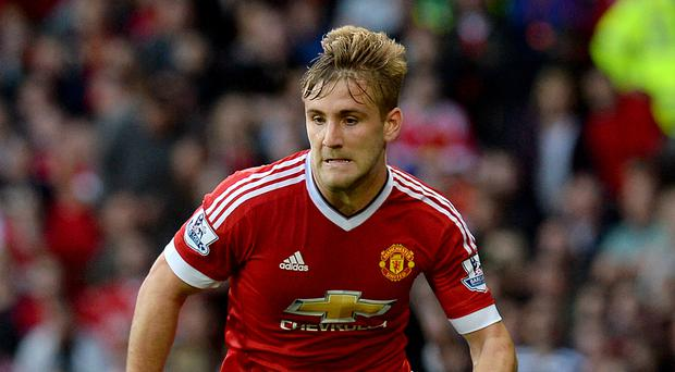 Manchester United do not want to risk rushing back Luke Shaw
