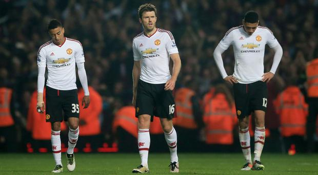 Michael Carrick did not enjoy his return to former club West Ham
