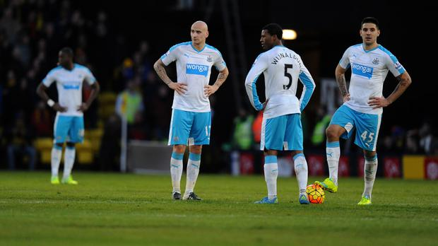 Newcastle splashed the cash but are heading for the Championship