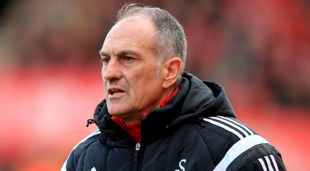 Staying put: Francesco Guidolin