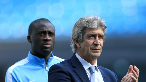 Manuel Pellegrini is proud of his record as Manchester City manager