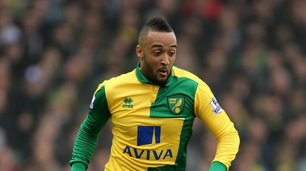 Nathan Redmond has scored six goals for Norwich this season