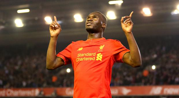 Christian Benteke hit his sixth Premier League goal from the bench this term against Chelsea