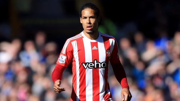 Virgil van Dijk has impressed for Southampton this campaign